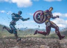 Απίθανα σκηνικά με μινιατούρες από χαρακτήρες ηρώων της Marvel: Από τον Captain America, μέχρι τον Iron Man    - Κυρίως Φωτογραφία - Gallery - Video 25