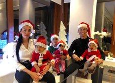 Πρωτοχρονιά στο Ντουμπάι για τον Ρονάλντο, την όμορφη σύντροφό του και τα παιδιά του (φωτό) - Κυρίως Φωτογραφία - Gallery - Video