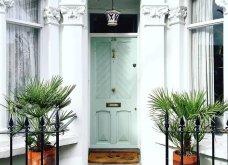 Καλλιτέχνιδα καταγράφει τις πιο όμορφες μπροστινές πόρτες του Λονδίνου: Υπέροχα λουλούδια & χρώματα - Φώτο  - Κυρίως Φωτογραφία - Gallery - Video 5