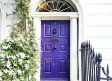 Καλλιτέχνιδα καταγράφει τις πιο όμορφες μπροστινές πόρτες του Λονδίνου: Υπέροχα λουλούδια & χρώματα - Φώτο  - Κυρίως Φωτογραφία - Gallery - Video 11
