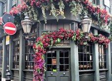 Καλλιτέχνιδα καταγράφει τις πιο όμορφες μπροστινές πόρτες του Λονδίνου: Υπέροχα λουλούδια & χρώματα - Φώτο  - Κυρίως Φωτογραφία - Gallery - Video 16