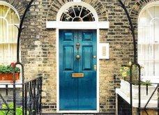 Καλλιτέχνιδα καταγράφει τις πιο όμορφες μπροστινές πόρτες του Λονδίνου: Υπέροχα λουλούδια & χρώματα - Φώτο  - Κυρίως Φωτογραφία - Gallery - Video 18