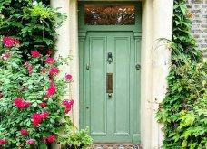 Καλλιτέχνιδα καταγράφει τις πιο όμορφες μπροστινές πόρτες του Λονδίνου: Υπέροχα λουλούδια & χρώματα - Φώτο  - Κυρίως Φωτογραφία - Gallery - Video 27