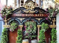 Καλλιτέχνιδα καταγράφει τις πιο όμορφες μπροστινές πόρτες του Λονδίνου: Υπέροχα λουλούδια & χρώματα - Φώτο  - Κυρίως Φωτογραφία - Gallery - Video 28
