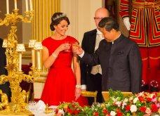 Αυτά είναι τα υπέροχα κοσμήματα που έχει λάβει η Κέιτ Μίντλεντον ως δώρα από την βασιλική οικογένεια (φωτό) - Κυρίως Φωτογραφία - Gallery - Video 3
