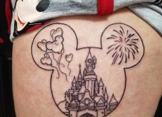 40 μοναδικές εικόνες με τατουάζ εμπνευσμένα από Disney χαρακτήρες - Θα τα λατρέψετε! Φώτο   - Κυρίως Φωτογραφία - Gallery - Video 9