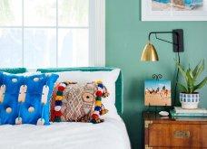 25+ πολύχρωμα υπνοδωμάτια που θα σας αλλάξουν την διάθεση και θα ξυπνήσετε ευτυχισμένοι  - Κυρίως Φωτογραφία - Gallery - Video