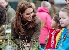 Η Κέιτ Μίντλεντον θα σχεδιάσει έναν κήπο για τα παιδιά για την Ανθοκομική Έκθεση του Τσέλσι - Κυρίως Φωτογραφία - Gallery - Video