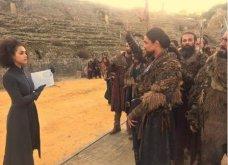 Υπέροχες φωτογραφίες από τα backstage του Game of Thrones - Θα σας ενθουσιάσουν - Κυρίως Φωτογραφία - Gallery - Video 8