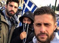 Τρεις... «Survivors» στο συλλαλητήριο για τη Μακεδονία: Ηλίας Γκότσης, Κωνσταντίνος Βασάλος και μισθοφόρος στο Σύνταγμα (Φωτό) - Κυρίως Φωτογραφία - Gallery - Video