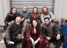 Υπέροχες φωτογραφίες από τα backstage του Game of Thrones - Θα σας ενθουσιάσουν - Κυρίως Φωτογραφία - Gallery - Video 10