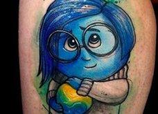 40 μοναδικές εικόνες με τατουάζ εμπνευσμένα από Disney χαρακτήρες - Θα τα λατρέψετε! Φώτο   - Κυρίως Φωτογραφία - Gallery - Video 16