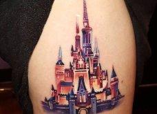 40 μοναδικές εικόνες με τατουάζ εμπνευσμένα από Disney χαρακτήρες - Θα τα λατρέψετε! Φώτο   - Κυρίως Φωτογραφία - Gallery - Video 17
