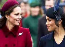 Κέιτ Μίντλετον - Μέγκαν Μαρκλ: Δούλεψαν λιγότερο από όλα τα μέλη της βασιλικής οικογένειας το 2018 (Φωτό) - Κυρίως Φωτογραφία - Gallery - Video