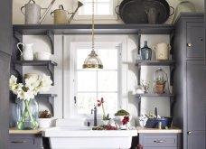 Το design στην κουζίνα: 10 εντυπωσιακά δωμάτια που συνδυάζουν την κομψότητα, την οργάνωση και την ευκολία (Φωτό) - Κυρίως Φωτογραφία - Gallery - Video 3