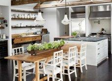 Το design στην κουζίνα: 10 εντυπωσιακά δωμάτια που συνδυάζουν την κομψότητα, την οργάνωση και την ευκολία (Φωτό) - Κυρίως Φωτογραφία - Gallery - Video