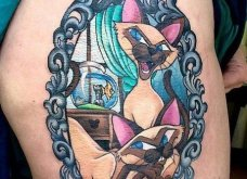 40 μοναδικές εικόνες με τατουάζ εμπνευσμένα από Disney χαρακτήρες - Θα τα λατρέψετε! Φώτο   - Κυρίως Φωτογραφία - Gallery - Video 18