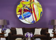 Τι χρώμα να βάψω το σαλόνι μου; - 25 υπέροχες ιδέες για να αλλάξεις το αγαπημένο δωμάτιο του σπιτιού! - Κυρίως Φωτογραφία - Gallery - Video