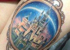 40 μοναδικές εικόνες με τατουάζ εμπνευσμένα από Disney χαρακτήρες - Θα τα λατρέψετε! Φώτο   - Κυρίως Φωτογραφία - Gallery - Video