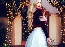 Ντύσιμο για πάρτι: 40 υπέροχα σύνολα που θα κάνουν την εμφάνιση σας να μοιάζει εντυπωσιακή - Φώτο  - Κυρίως Φωτογραφία - Gallery - Video 18