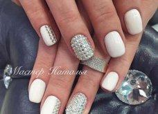 Νυφικό μανικιούρ 2019: Ρομαντικά και μοντέρνα νύχια για ξεχωριστές νύφες!  - Κυρίως Φωτογραφία - Gallery - Video