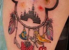 40 μοναδικές εικόνες με τατουάζ εμπνευσμένα από Disney χαρακτήρες - Θα τα λατρέψετε! Φώτο   - Κυρίως Φωτογραφία - Gallery - Video 25