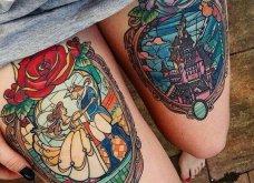 40 μοναδικές εικόνες με τατουάζ εμπνευσμένα από Disney χαρακτήρες - Θα τα λατρέψετε! Φώτο   - Κυρίως Φωτογραφία - Gallery - Video 28