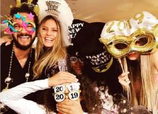 Χάιντι Κλουμ: Καλή χρονιά με τα παιδιά της - Μετά ανέβηκε στη μηχανή με τον 28χρονο σύντροφο της και off they go (φώτο)    - Κυρίως Φωτογραφία - Gallery - Video