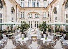 Εδώ στο Hotel de Crillon μένουν οι διασημότητες στο Παρίσι: Xλιδάτες σουίτες με υπογραφή Λάγκερφελντ & ατμόσφαιρα εποχής (φωτό) - Κυρίως Φωτογραφία - Gallery - Video