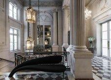 Εδώ στο Hotel de Crillon μένουν οι διασημότητες στο Παρίσι: Xλιδάτες σουίτες με υπογραφή Λάγκερφελντ & ατμόσφαιρα εποχής (φωτό) - Κυρίως Φωτογραφία - Gallery - Video 2