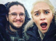 Υπέροχες φωτογραφίες από τα backstage του Game of Thrones - Θα σας ενθουσιάσουν - Κυρίως Φωτογραφία - Gallery - Video 14
