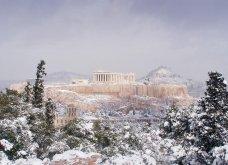 Καλλιάνος: Τη Δευτέρα έρχονται χιόνια και στο κέντρο της Αθήνας (βίντεο) - Κυρίως Φωτογραφία - Gallery - Video