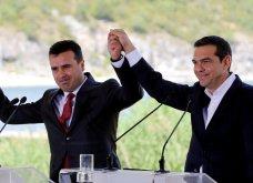 Η ρηματική διακοίνωση της ΠΓΔΜ με τις συνταγματικές αλλαγές της εστάλη στην Ελλάδα - Τι διευκρινίζεται για εθνικότητα, ιθαγένεια και γλώσσα - Κυρίως Φωτογραφία - Gallery - Video