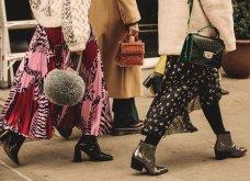 Η Vogue μας παρουσιάζει τα καλύτερα Street Style από την εβδομάδα μόδας στη Νέα Υόρκη - Φώτο  - Κυρίως Φωτογραφία - Gallery - Video 7