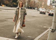 Η Vogue μας παρουσιάζει τα καλύτερα Street Style από την εβδομάδα μόδας στη Νέα Υόρκη - Φώτο  - Κυρίως Φωτογραφία - Gallery - Video 8