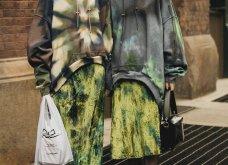 Η Vogue μας παρουσιάζει τα καλύτερα Street Style από την εβδομάδα μόδας στη Νέα Υόρκη - Φώτο  - Κυρίως Φωτογραφία - Gallery - Video 11