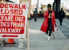 Η Vogue μας παρουσιάζει τα καλύτερα Street Style από την εβδομάδα μόδας στη Νέα Υόρκη - Φώτο  - Κυρίως Φωτογραφία - Gallery - Video 15