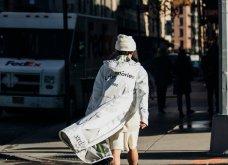 Η Vogue μας παρουσιάζει τα καλύτερα Street Style από την εβδομάδα μόδας στη Νέα Υόρκη - Φώτο  - Κυρίως Φωτογραφία - Gallery - Video 17