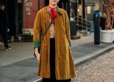 Η Vogue μας παρουσιάζει τα καλύτερα Street Style από την εβδομάδα μόδας στη Νέα Υόρκη - Φώτο  - Κυρίως Φωτογραφία - Gallery - Video 18