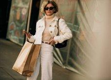 Η Vogue μας παρουσιάζει τα καλύτερα Street Style από την εβδομάδα μόδας στη Νέα Υόρκη - Φώτο  - Κυρίως Φωτογραφία - Gallery - Video 20