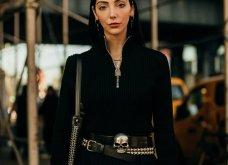 Η Vogue μας παρουσιάζει τα καλύτερα Street Style από την εβδομάδα μόδας στη Νέα Υόρκη - Φώτο  - Κυρίως Φωτογραφία - Gallery - Video 21