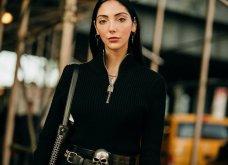 Η Vogue μας παρουσιάζει τα καλύτερα Street Style από την εβδομάδα μόδας στη Νέα Υόρκη - Φώτο  - Κυρίως Φωτογραφία - Gallery - Video 22