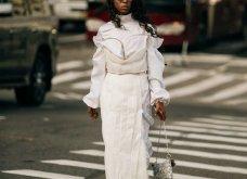 Η Vogue μας παρουσιάζει τα καλύτερα Street Style από την εβδομάδα μόδας στη Νέα Υόρκη - Φώτο  - Κυρίως Φωτογραφία - Gallery - Video 24