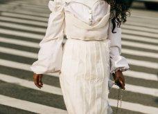 Η Vogue μας παρουσιάζει τα καλύτερα Street Style από την εβδομάδα μόδας στη Νέα Υόρκη - Φώτο  - Κυρίως Φωτογραφία - Gallery - Video 25