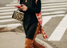 Η Vogue μας παρουσιάζει τα καλύτερα Street Style από την εβδομάδα μόδας στη Νέα Υόρκη - Φώτο  - Κυρίως Φωτογραφία - Gallery - Video 27