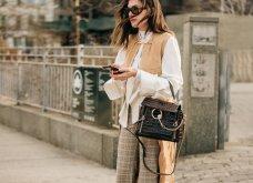 Η Vogue μας παρουσιάζει τα καλύτερα Street Style από την εβδομάδα μόδας στη Νέα Υόρκη - Φώτο  - Κυρίως Φωτογραφία - Gallery - Video 28