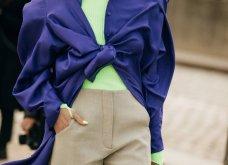 Η Vogue μας παρουσιάζει τα καλύτερα Street Style από την εβδομάδα μόδας στη Νέα Υόρκη - Φώτο  - Κυρίως Φωτογραφία - Gallery - Video 31