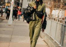 Η Vogue μας παρουσιάζει τα καλύτερα Street Style από την εβδομάδα μόδας στη Νέα Υόρκη - Φώτο  - Κυρίως Φωτογραφία - Gallery - Video 35
