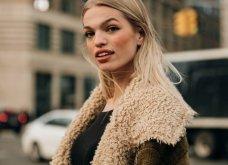 Η Vogue μας παρουσιάζει τα καλύτερα Street Style από την εβδομάδα μόδας στη Νέα Υόρκη - Φώτο  - Κυρίως Φωτογραφία - Gallery - Video 37