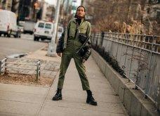 Η Vogue μας παρουσιάζει τα καλύτερα Street Style από την εβδομάδα μόδας στη Νέα Υόρκη - Φώτο  - Κυρίως Φωτογραφία - Gallery - Video 38